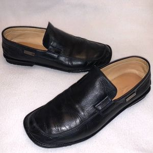 Cesare Paciotti Casual Leather Loafer Shoes
